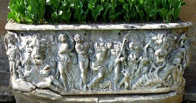 Blenheim Sarcophagus