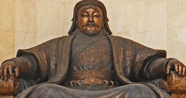 10 Dark Secrets Of The Mongol Empire  Listverse