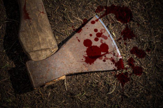 bloody-axe