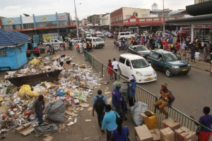 Harare ranked the 5th worst city in Africa