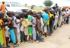 Children have the highest numbers in Nigeria IDP camps