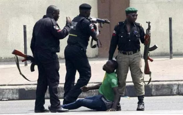 Police harassment in nigeria
