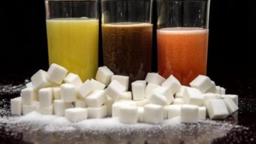 Sweetened drinks increases risk of diabetes