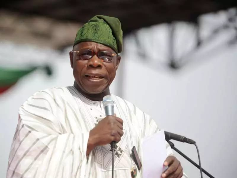 Obasanjo speaks on Nigeria recession