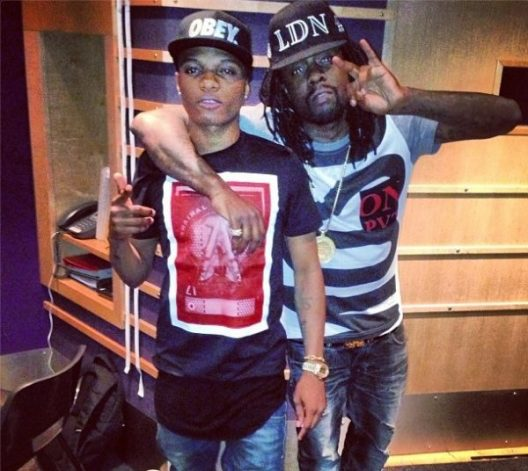 Wale once tried to sign wizkid