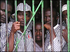 Kenyan Prisoners to vote