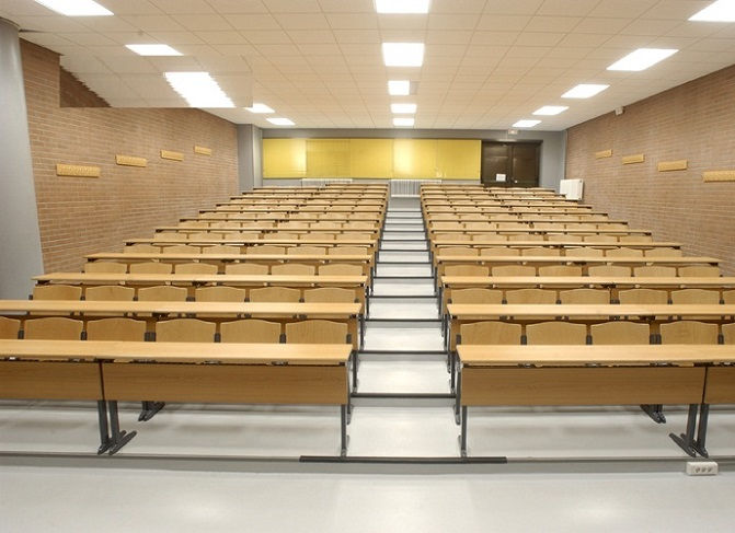 Where You Sit In Class And What It Says About Your Personality