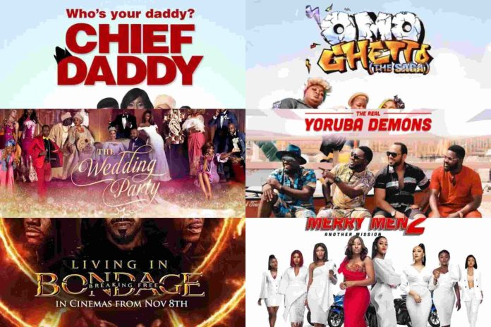 Top 15 Highest Grossing Nollywood Movies