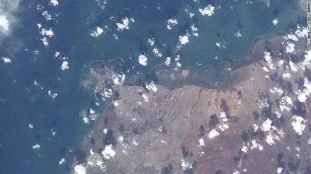 Extraordinary Pictures of Africa From Space