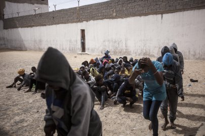 top five African countries where slavery is still rampant.