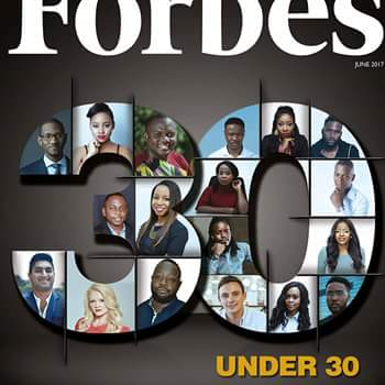 Under 30 Most Promising Young African Entrepreneurs 2017