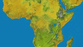 Top Smallest Countries In Africa By Land Area Listwand - Smallest country in mainland africa