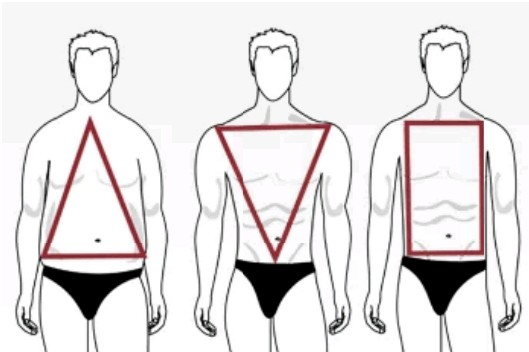 5 Most Popular Male Body Shapes, According To Health Experts