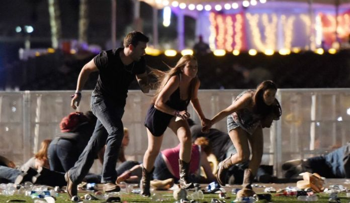 Mandalay bay massacre