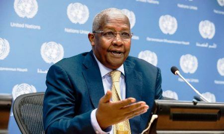 Meet the 12 Past African President of the United Nations General Assembly