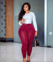 Most Curvy Celebrities In Africa