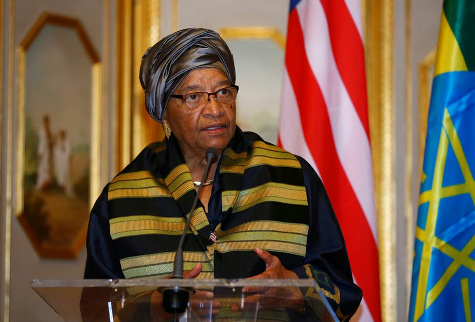 Liberia's Sirleaf wins Mo Ibrahim Prize For African leadership prize
