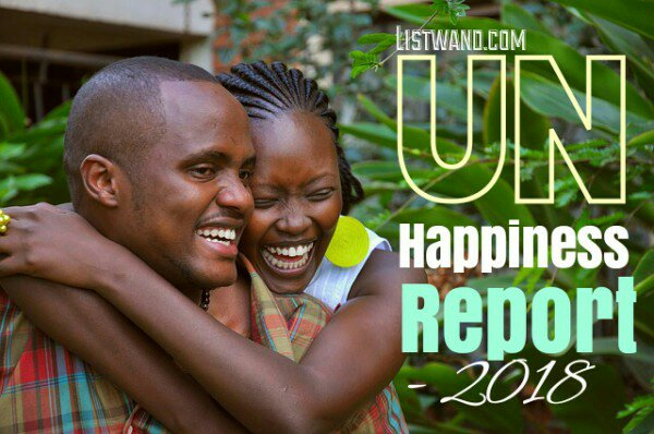 Top 20 Happiest Countries In Africa 2018 - UN Happiness Report