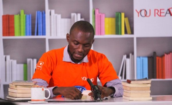Nigerian Breaks World Record For Longest Reading Marathon