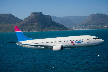 TripAdvisor Names SA Airline As Traveller's Top Choice In Africa For 2018