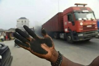 Black Soot Pollution in Port Harcourt
