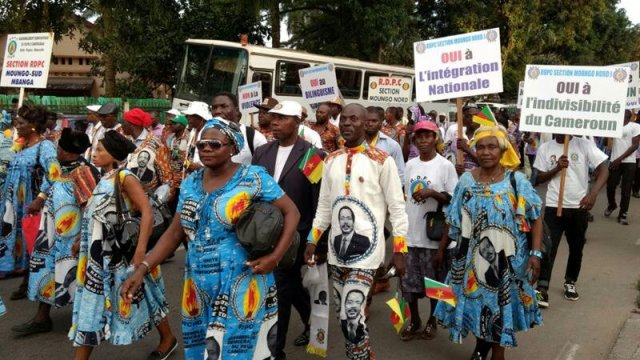 Cameroon Military Court Jails Seven Anglophone Activists On Terrorism Charges