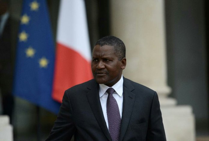 Forbes Names Dangote Among World's 75 Most Powerful