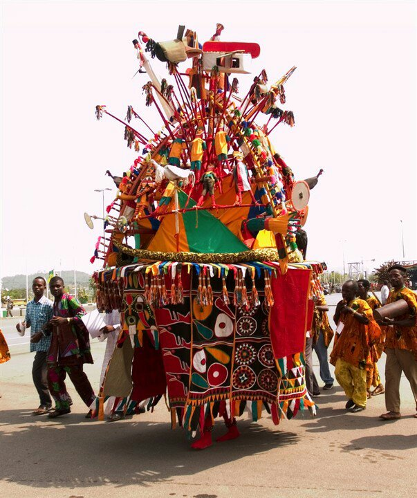 Ijele Masquerade: Facts About The Biggest Masquerade in Africa