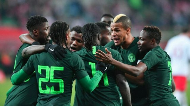 Nigeria Ranked 10th Best Team To Win The World Cup