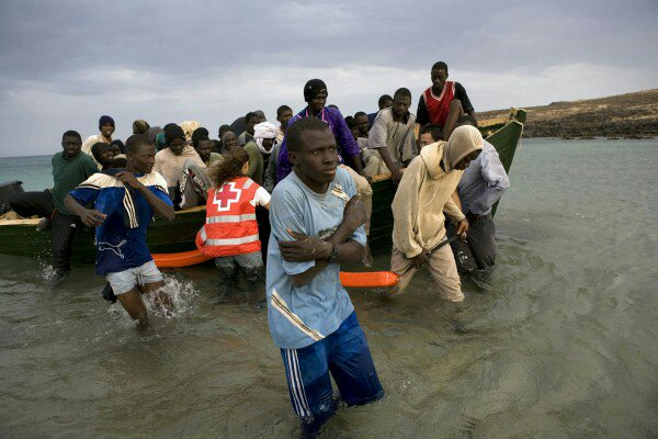 Boat Adrift with West African Migrants Rescued Off Brazil Coast
