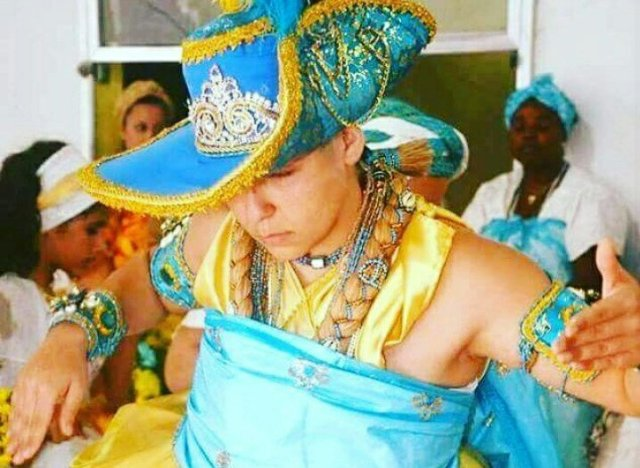 Candomble: The African-Brazilian Dance in Honor of Yoruba Gods