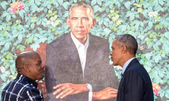 Nigerian Artist Who Painted Obama, Honoured By Harvard University