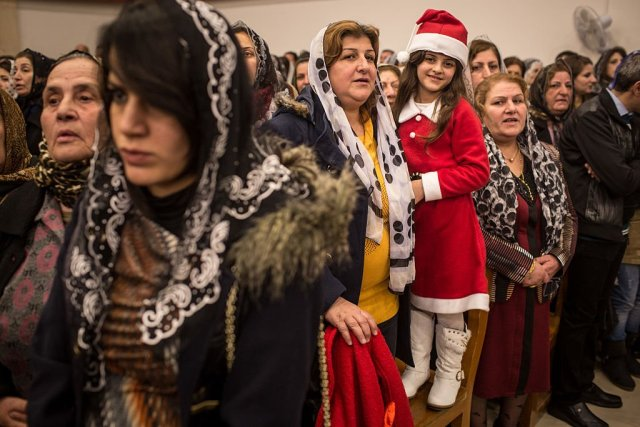 Iraq officially makes Christmas Day a national holiday