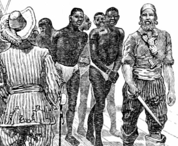 5 Appalling Ways Enslaved African Men Were Sexually Exploited by Their Slave Masters