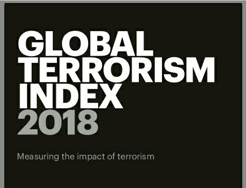 Top 20 Most Terrorised Countries in Africa, 2018