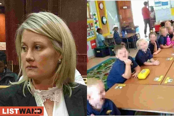 Teacher Suspended In South Africa Over Racist Picture Wins Court Battle Over Suspension