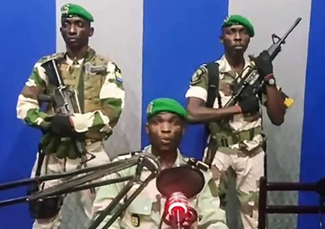 Gabon: Army Declares Coup 'To Restore Democracy'