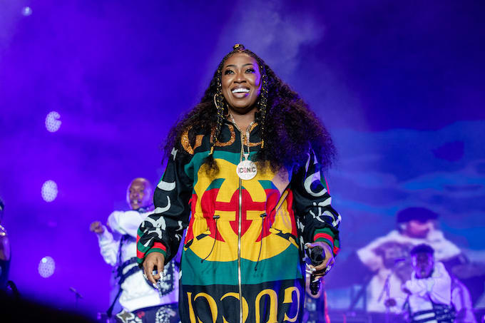 Missy Elliott Becomes First Female Hip-Hop Artist To Be Inducted Into The Songwriters Hall Of Fame
