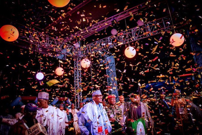 Buhari Re-elected As President Of Nigeria, Beats Atiku By Over 3.9 Million Votes