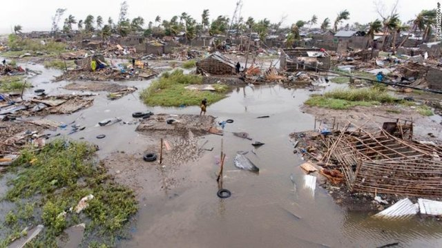 Cyclone Idai: South Africa, UN Call Support For Mozambique, Zimbabwe, Malawii