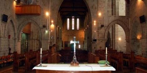 Teenager Hangs Himself at Church Altar