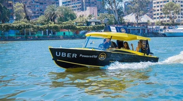 Water Transport: Uber Planning to Launch Water Taxi Services in Nigeria