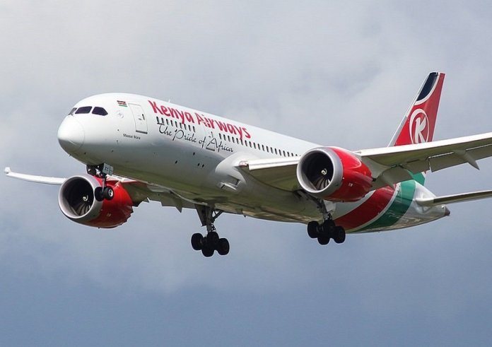 Frozen Body of Stowaway Falls 3,500ft From Kenya Airways Plane in London