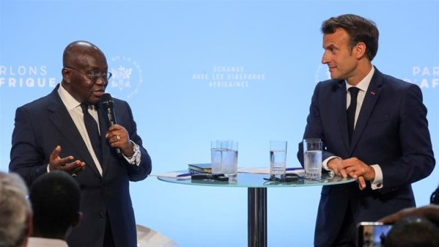 Africa-Europe Relationship has Enriched Europe but not Africa, Ghana's President Laments