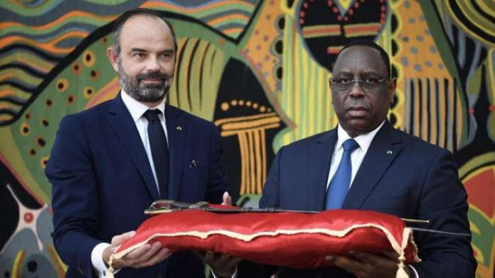 France Returns Sword Looted from Senegal Belonging to 19th Century anti-colonial warrior Omar Saidou Tall