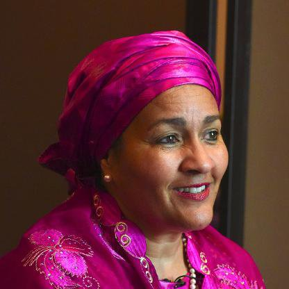 Amina Mohammed is the most powerful woman in Nigeria