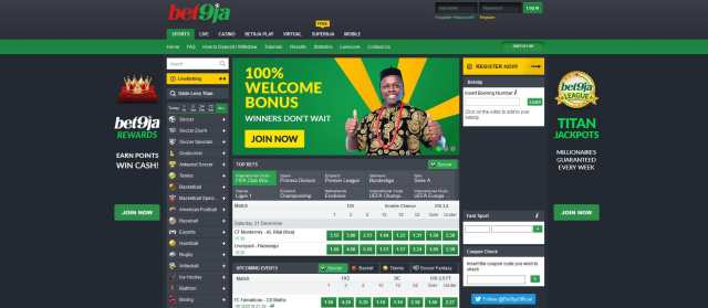 Betnaija is the most Visited Website in Nigeria