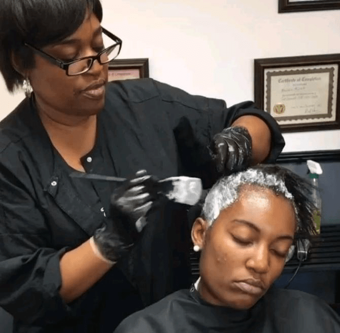 Black women at high risk of getting cancer by using hair dyes and relaxers – Study reveals