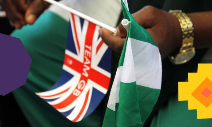 Here's the number of Nigerians that are Currently Living in the UK