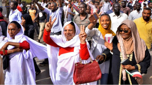 Sudan Abolishes law that Allowed Police to Flog Women Caught Dancing or Wearing Trousers